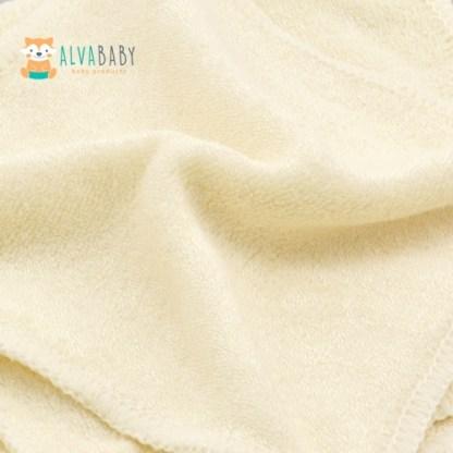 toallitas de bambú alva