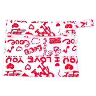 mini wet bag love alva baby
