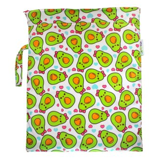 BOLSA IMPERMEABLE CHICA AGUACATES ECOPIPO