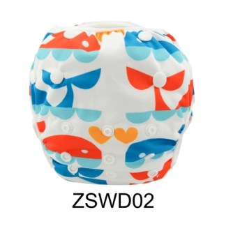 pañal de natación big size alva baby zswd02