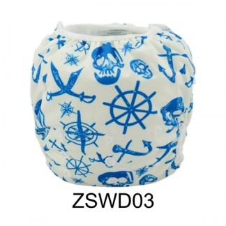 pañal de natación big size alva baby zswd03