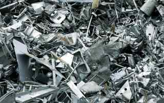 5 commonly recycled scrap metals sources