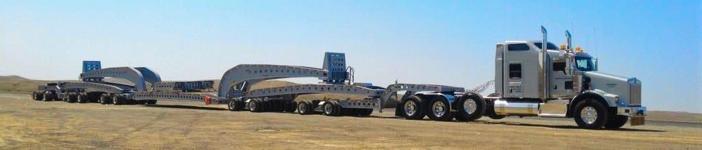 heavy haul oversize unique loads ecology reycling