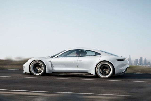 Image result for porsche electric