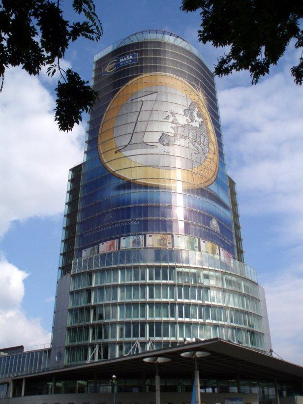 Banque slovaque