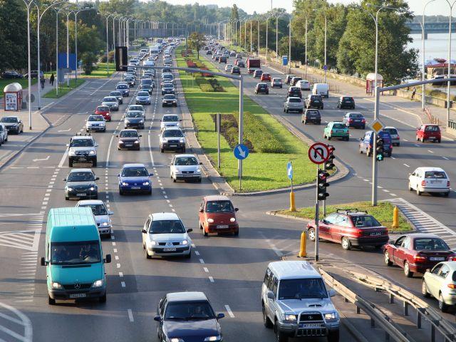 La vente de voitures en Pologne est porté par les entreprises principalement