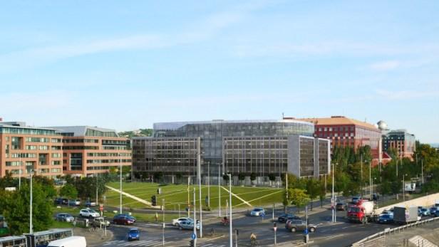 Centre d'affaire Ericsson à Budapest