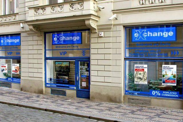 Bureau d'échange en République Tchèque