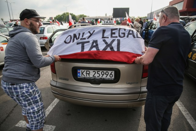 uber poland