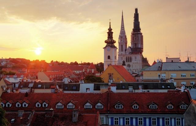 Zagreb, comme de nombreuses capitales des Balkans, propose les meilleurs salaires pour une moyenne de 1°000 eurosa