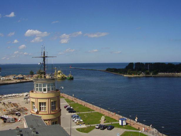 La baie de Gdańsk