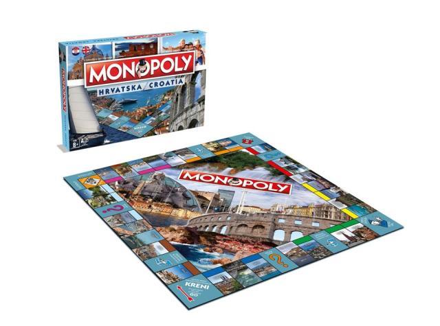 Le Monopoly et la Croatie