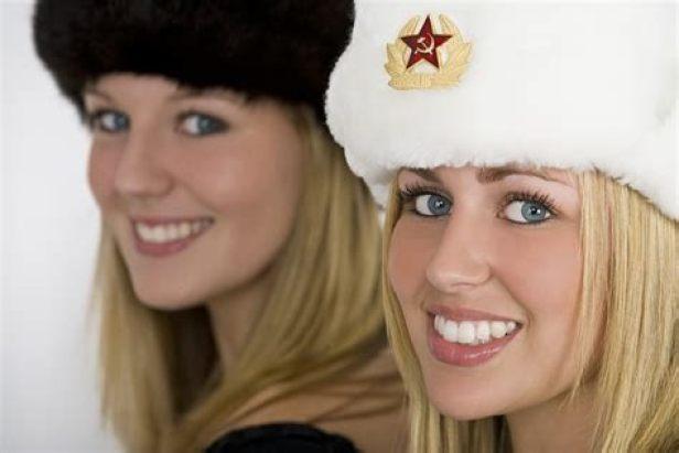 Le rêve de la femme russe