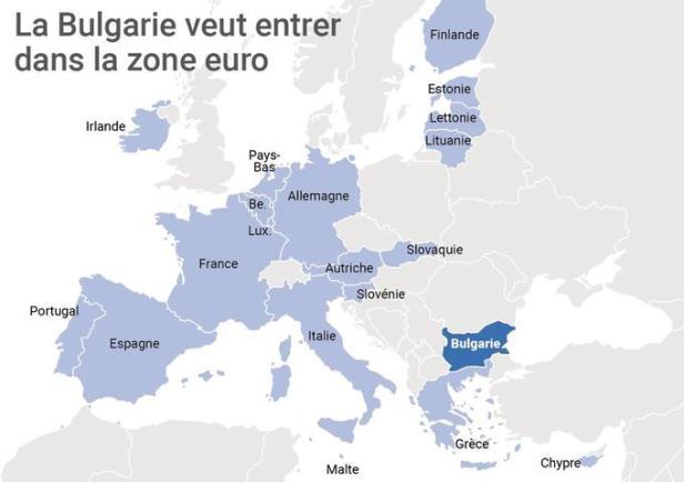 Les pays possédant l'Euro sont en position de force