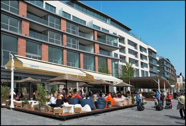 Les investisseurs ont investi près de 500 millions d'euros dans l'immobilier commercial en Slovaquie au cours du premier semestre 2018.