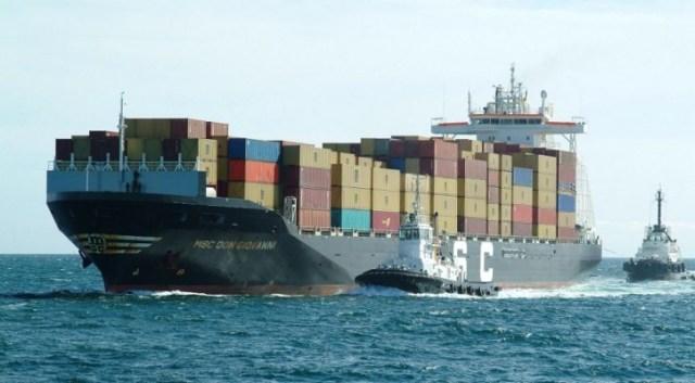 Selon l'INS, les exportations FAB ont atteint 5,884 milliards d'euros (+ 16,2%) en juin 2018 par rapport à juin 2017, tandis que les importations CAF se sont élevées à 7,186 milliards d'euros (+ 11,7%).