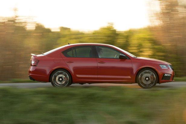 En fait, Škoda est si populaire en Europe que l'Octavia est aussi la voiture la plus populaire dans cinq autres pays