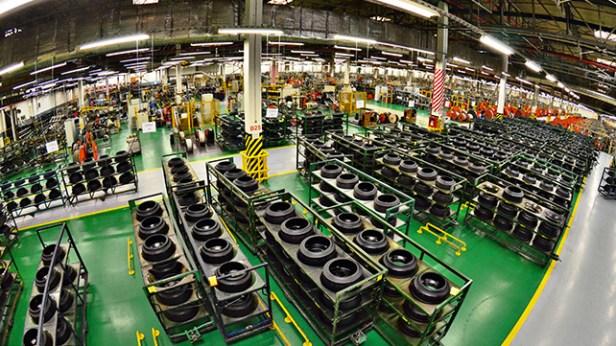 la production industrielle a augmenté de 4,6% par rapport à juin 2017