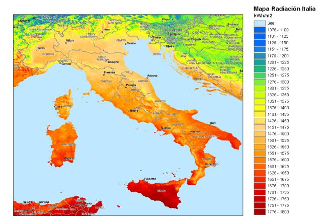 Les raisins sont l'une des cultures les plus sensibles au climat et prospèrent en Italie grâce à ses longs et chauds étés et à ses hivers frais et secs.