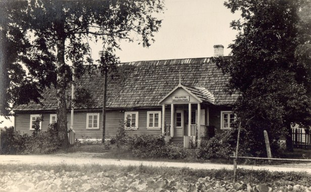 Palupera-municipal-house-in-1935