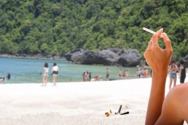 La Croatie a la malheureuse position d'être l'un des pires pays de l'Union européenne en termes de nombre de fumeurs actifs.