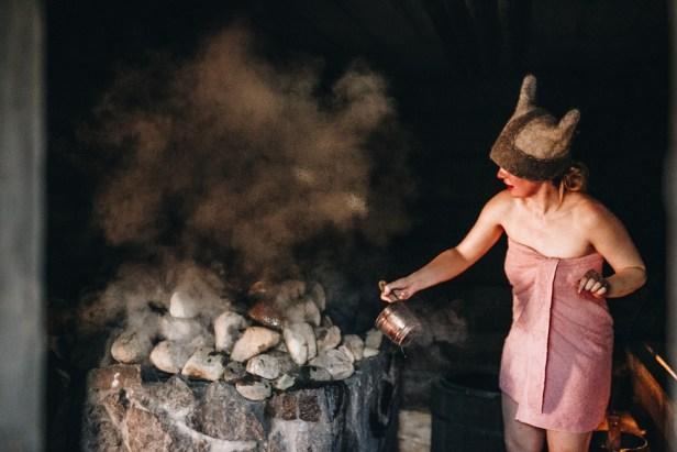 Le marché des saunas estoniens est aussi grand que possible, car nous voulons atteindre les visiteurs qui n'auraient jamais eu la chance de visiter un vrai sauna estonien