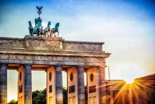 Les codes de Berlin et sa vie d'expatrié
