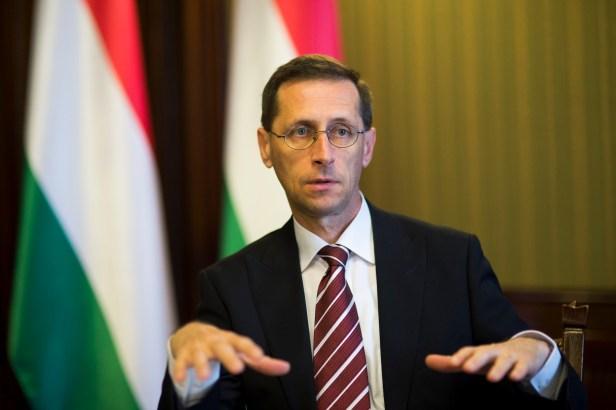 Selon Varga Mihály, la croissance hongroise se porte bien