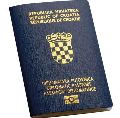 Passport croate