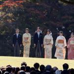 La famille impériale - Japon - Photo: REUTERS file