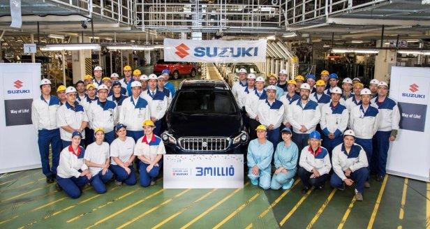 Suzuki a licencié un employé pour avoir lancé l'organisation d'un syndicat au sein de l'entreprise.