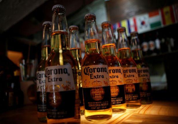 Bière au Mexique