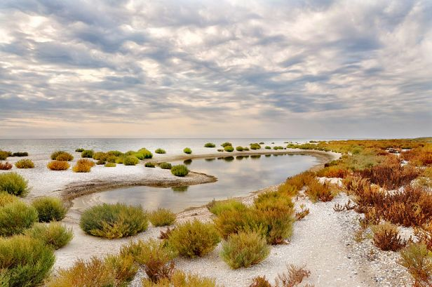 Barre de sable de Kinburn