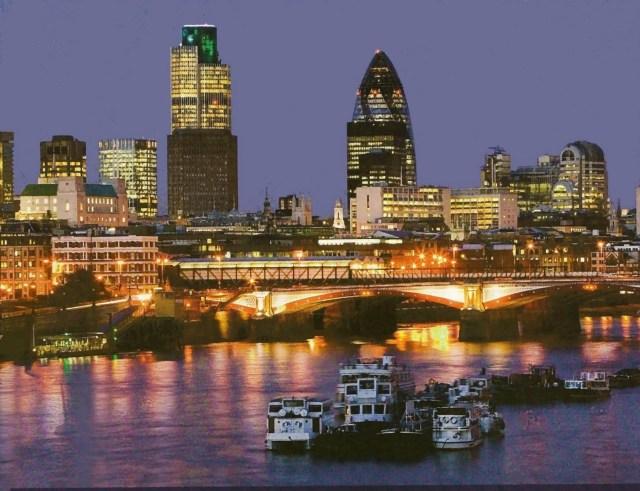 Londres - Quartier financier
