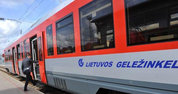 Lietuvos Gelezinkeliai