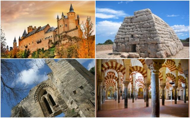 Dix anciens monuments espagnols qu'il faut protéger à tout prix