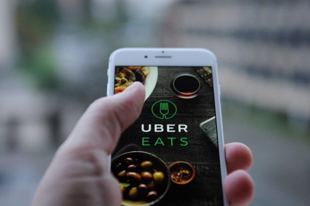 Amazon, Instagram and Uber app on Various Devices