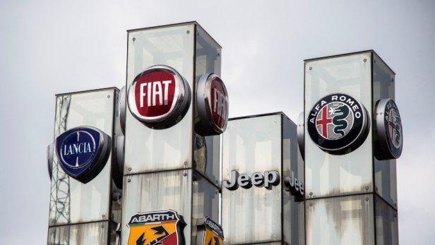 ITALY-AUTO-INDUSTRY-FIAT-MARKETS-CHRYSLER