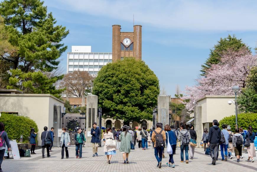 Le taux d'emploi des diplômés universitaires japonais à 97,6%, presque record