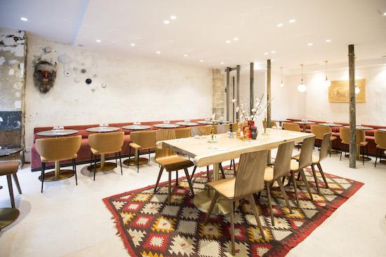 Le succulent succès d'un restaurant roumain à Paris