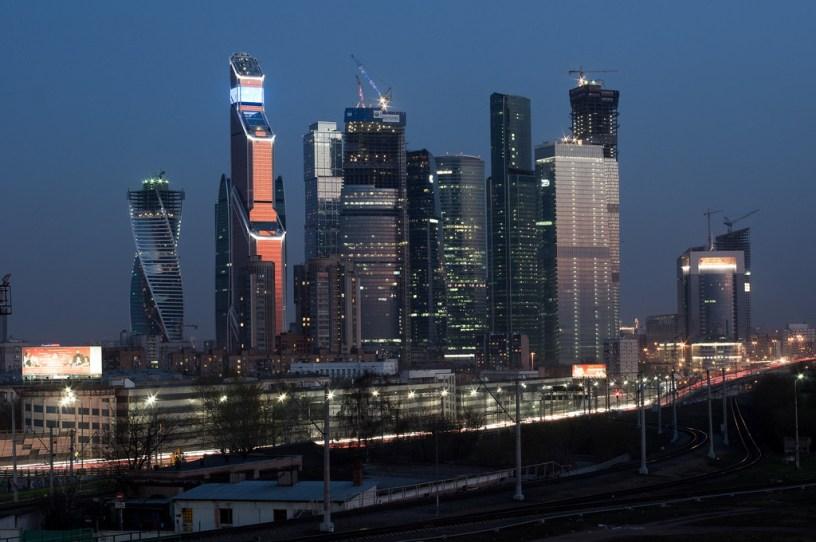 Moscou Centre d'affaire - La croissance du PIB depuis le début de l'année est bien inférieure aux prévisions.
