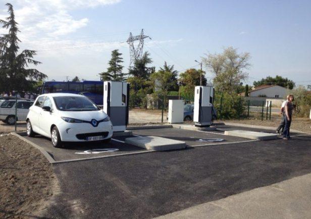 France extension du programme de soutien aux stations de recharge