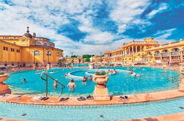 Hongrie bain