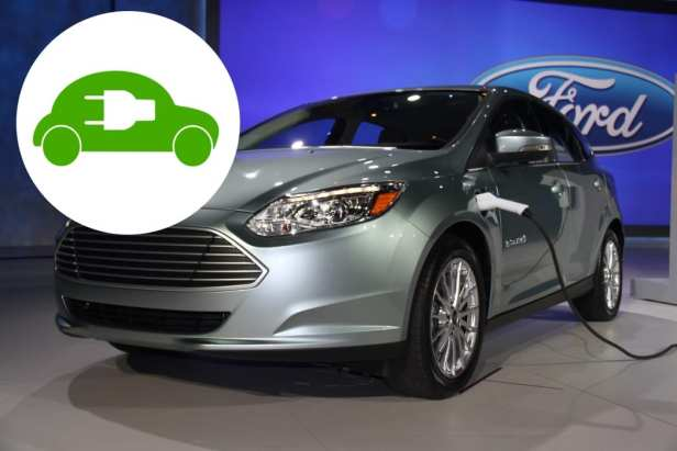 electric-ford-focus