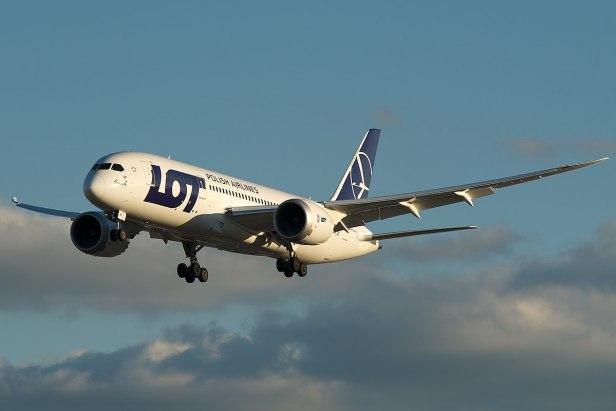 LOT est la compagnie aérienne la plus active et à la croissance la plus dynamique en Europe centrale