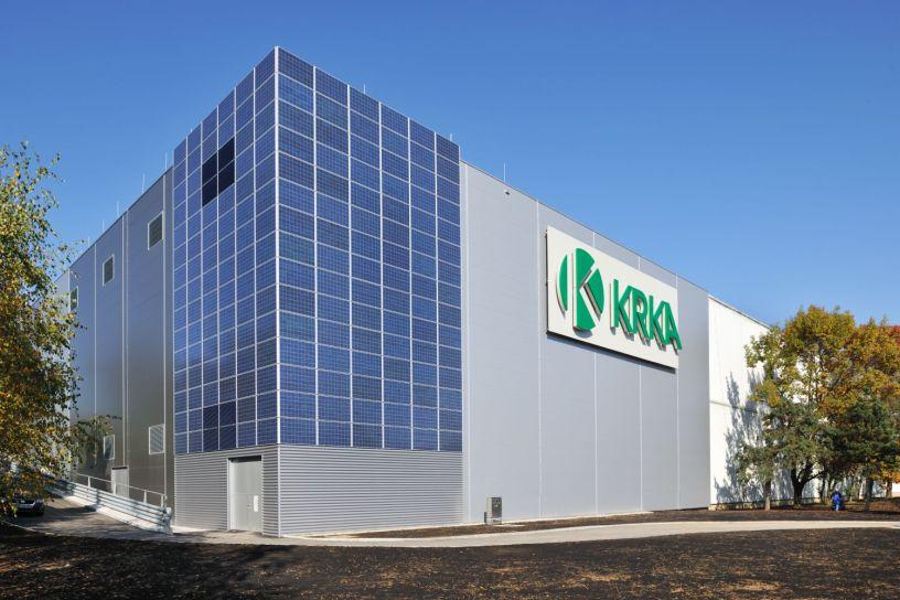 Slovénie - Bénéfice net en hausse de 42% à Krka pour les trimestres 1 à 3