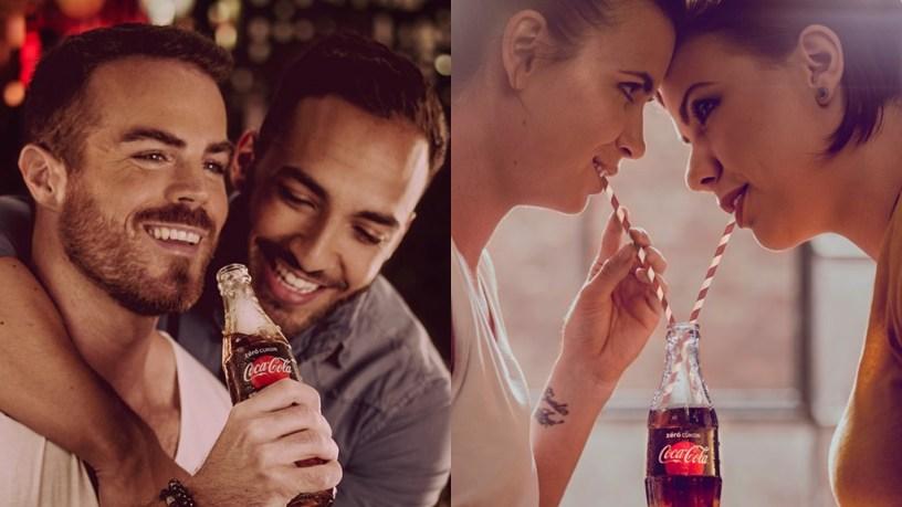 Coca-Cola condamné à une amende pour avoir passé des annonces avec des couples de même sexe «entravant le développement moral des adolescents»