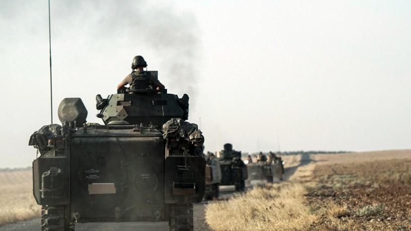 """""""En parlant d'envoi de troupes, vous savez qu'il y a une société de sécurité russe appelée Wagner"""" en Libye, a déclaré mardi Erdogan."""