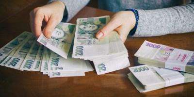 La dernière fois que le salaire minimum a augmenté, c'était en janvier de cette année, lorsque le montant a été fixé à 13 350 CZK.