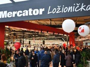 Le groupe Mercator a augmenté son chiffre d'affaires de 1,6% à 1,64 milliard d'euros et la société mère de 5,6% à 929 millions d'euros.